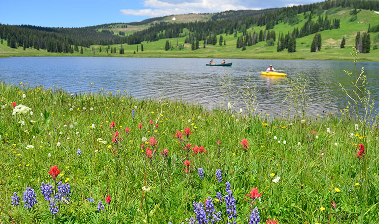 Roughly 20 Minutes South Of Steamboat Springs Stagecoach State Park Provides A Scenic Reservoir With Marina That Offers Boat Als For Day Fun In