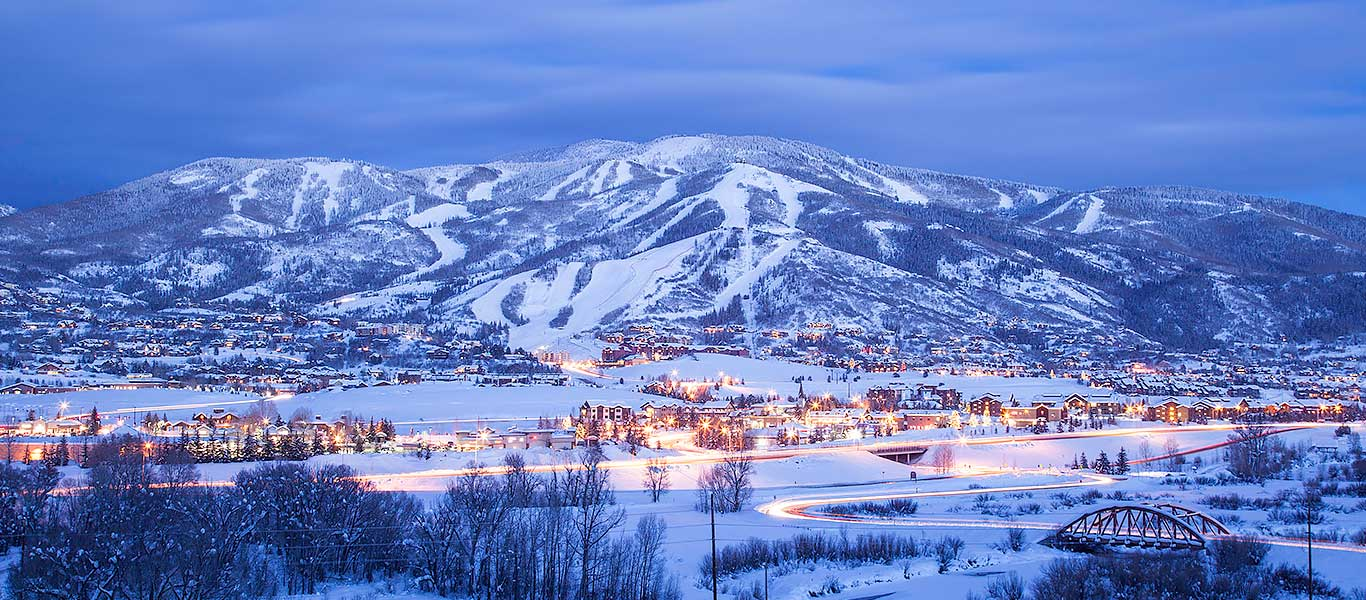 mountain resorts: book a steamboat springs vacation rental