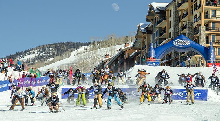44th Annual Bud Light Cowboy Downhill