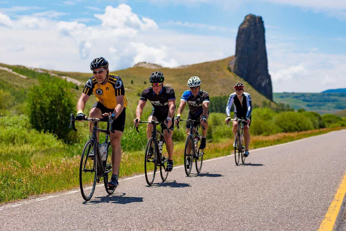 Eriksen Cycles Tour de Steamboat