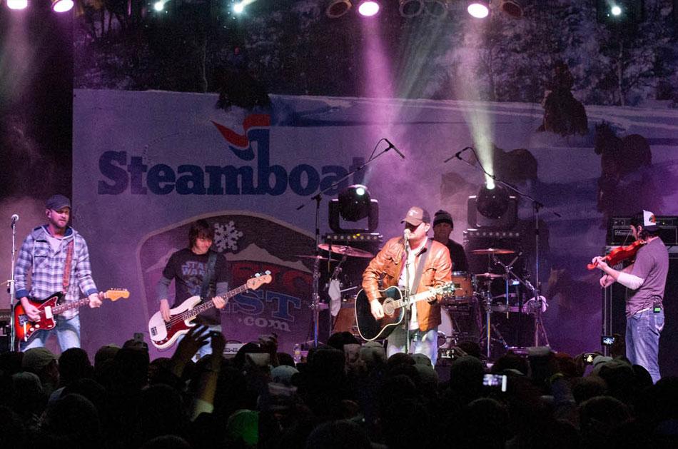 Steamboat Music Fest