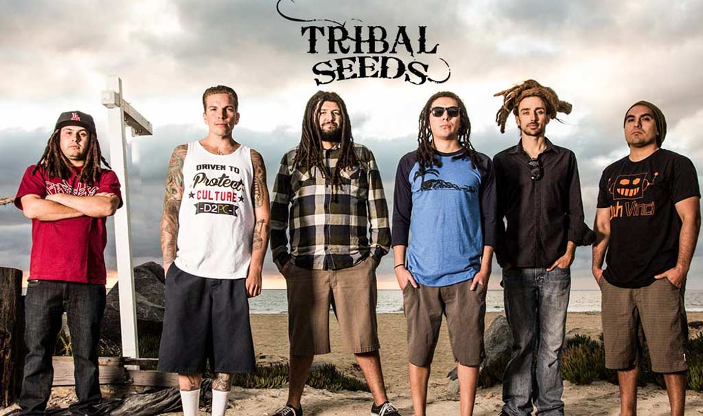 Tribal Seeds - FREE Summer Concert Series