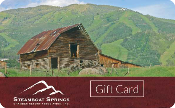 Steamboat Gift Cards