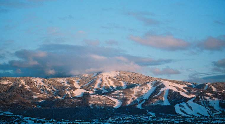 About the Steamboat Ski Area