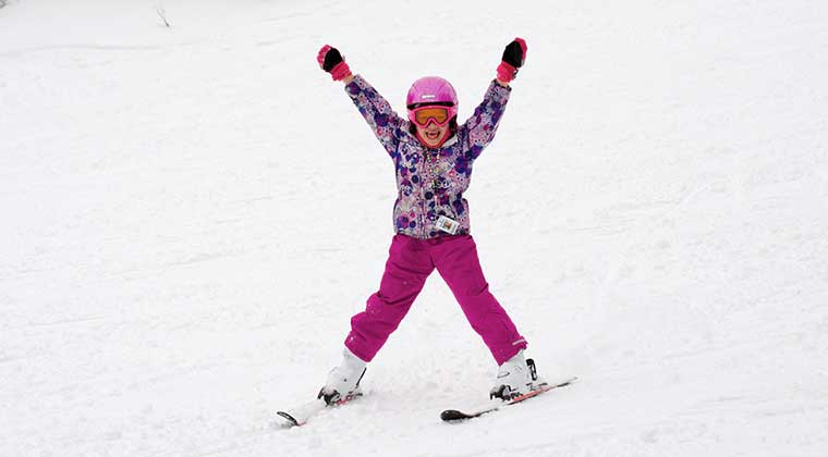 Kids Ski FREE in Steamboat