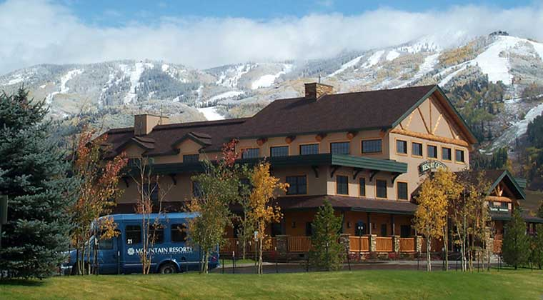 Resort Group Building - Home of Mountain Resorts