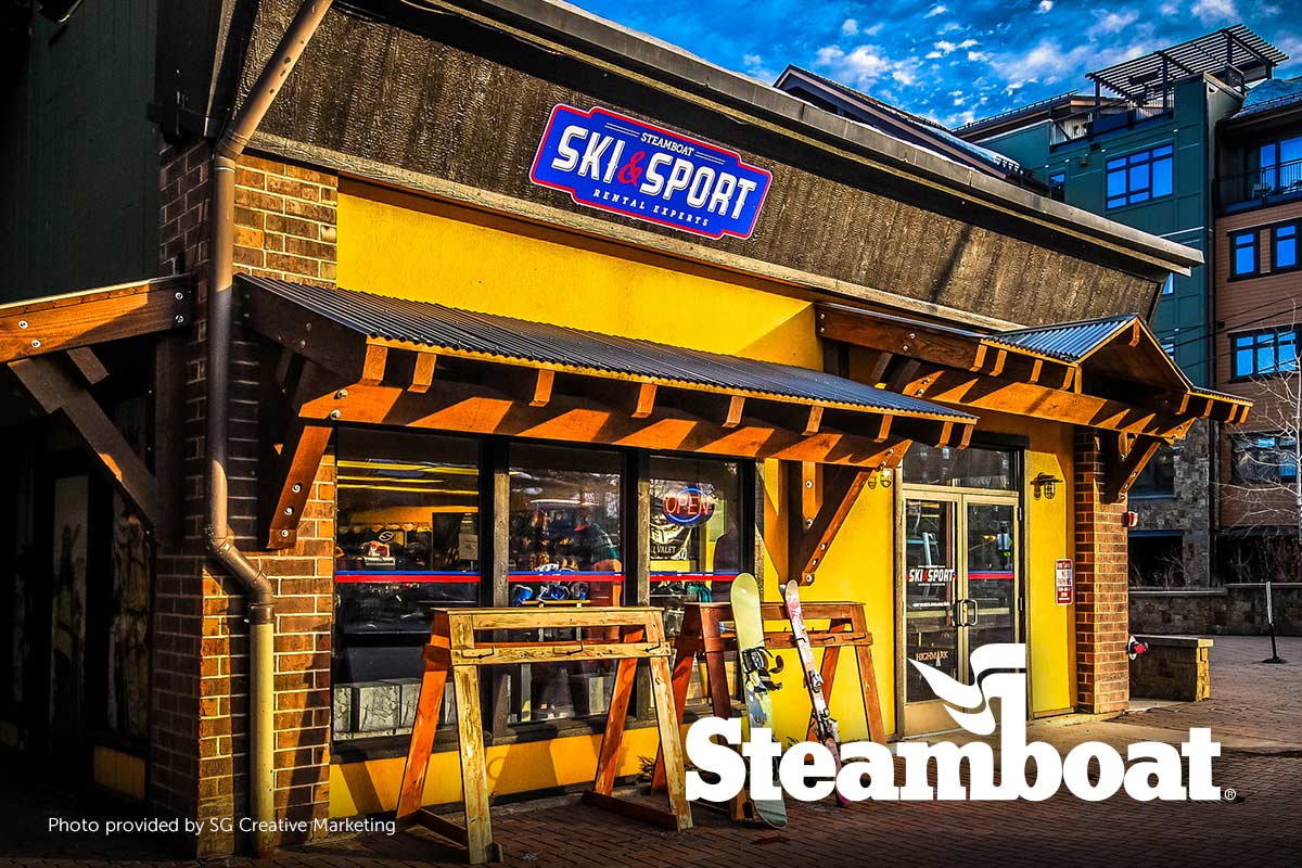 Steamboat Ski & Sport Locations