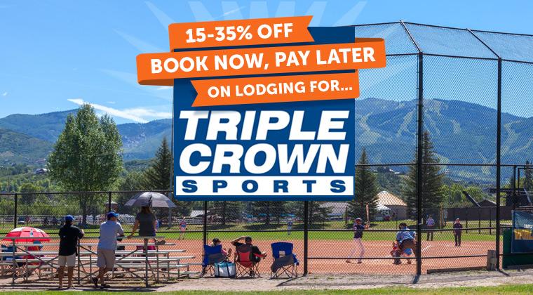 Steamboat Triple Crown Sports Lodging Deals