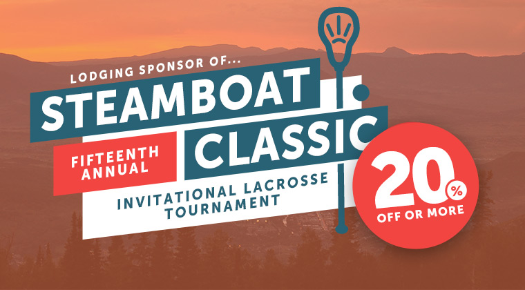 Steamboat Classic Invitational Lacrosse Tournament Lodging Deals
