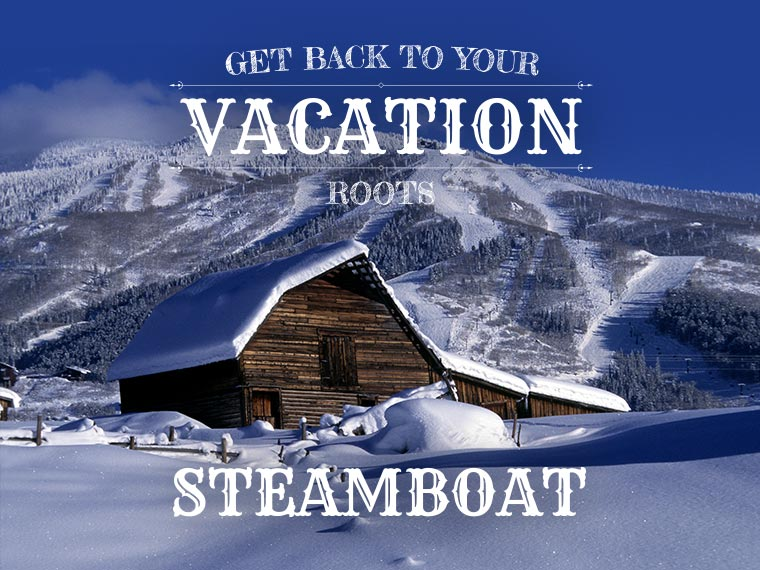 Get back to Your Vacation Roots!