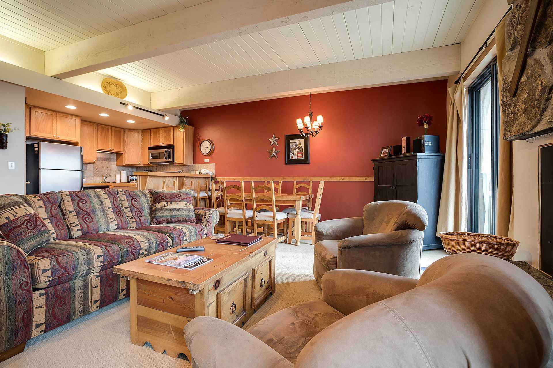 CA313: Storm Meadows Club A Condominiums