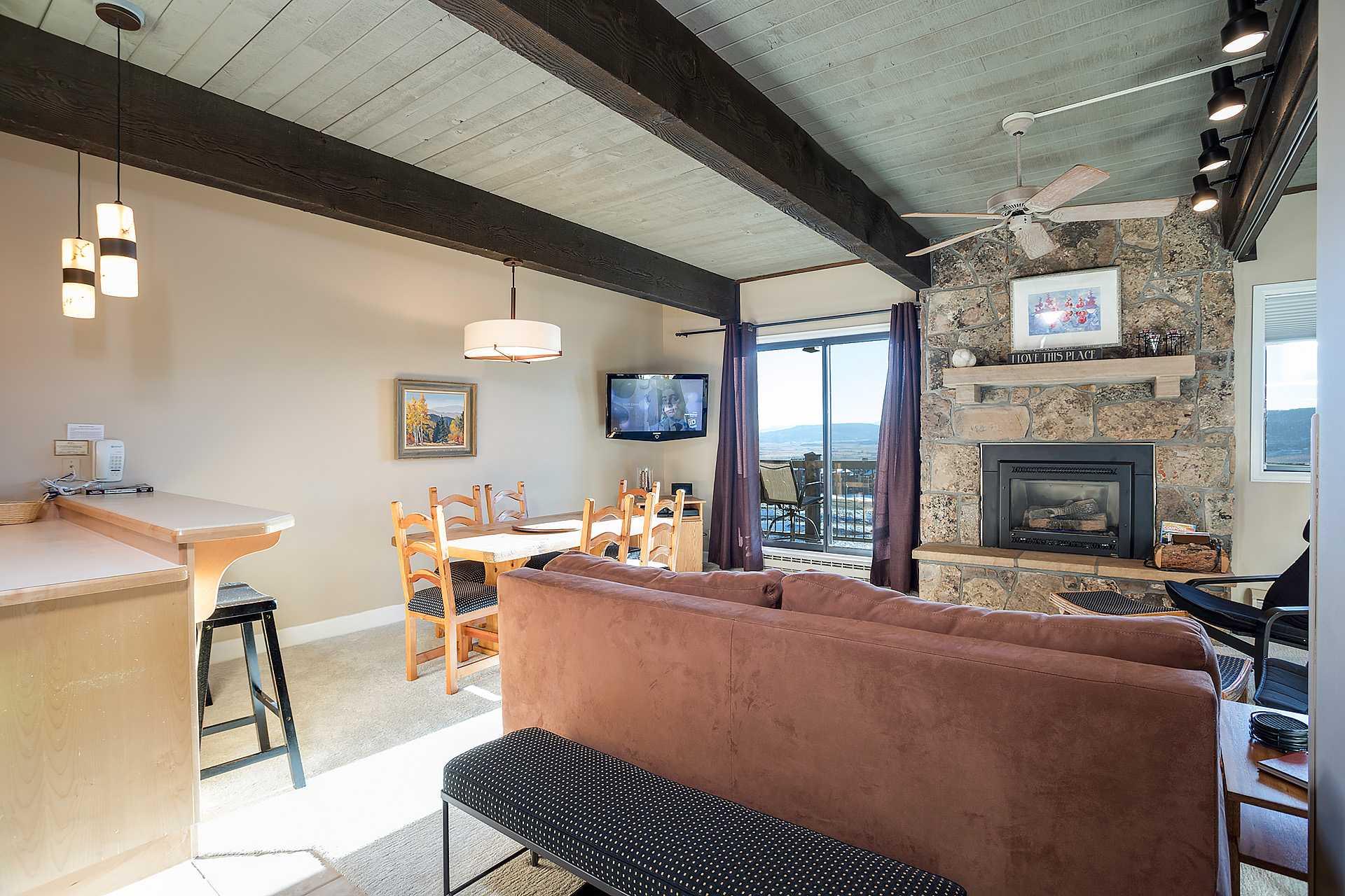 CA315: Storm Meadows Club A Condominiums