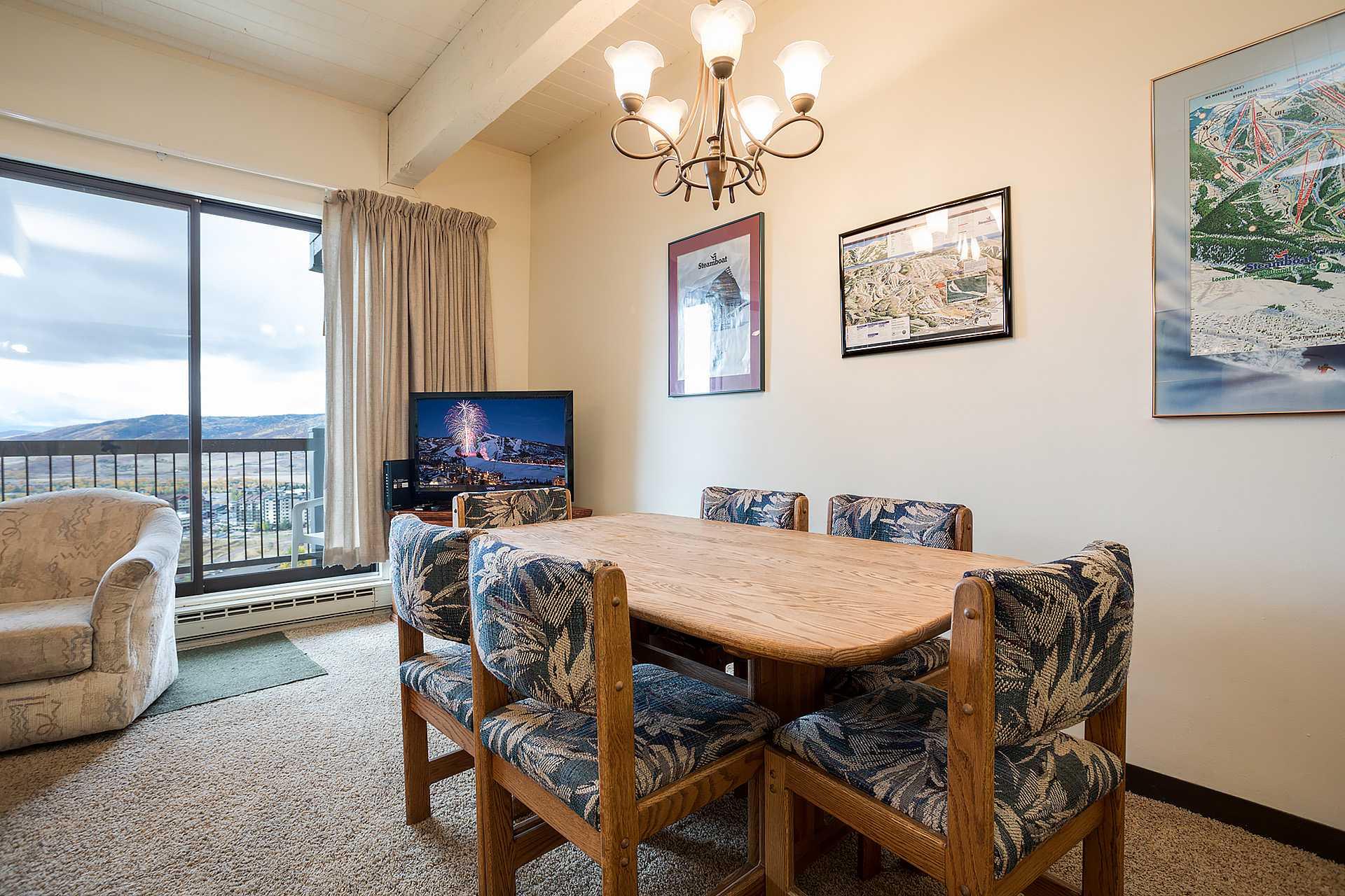 CA317: Storm Meadows Club A Condominiums