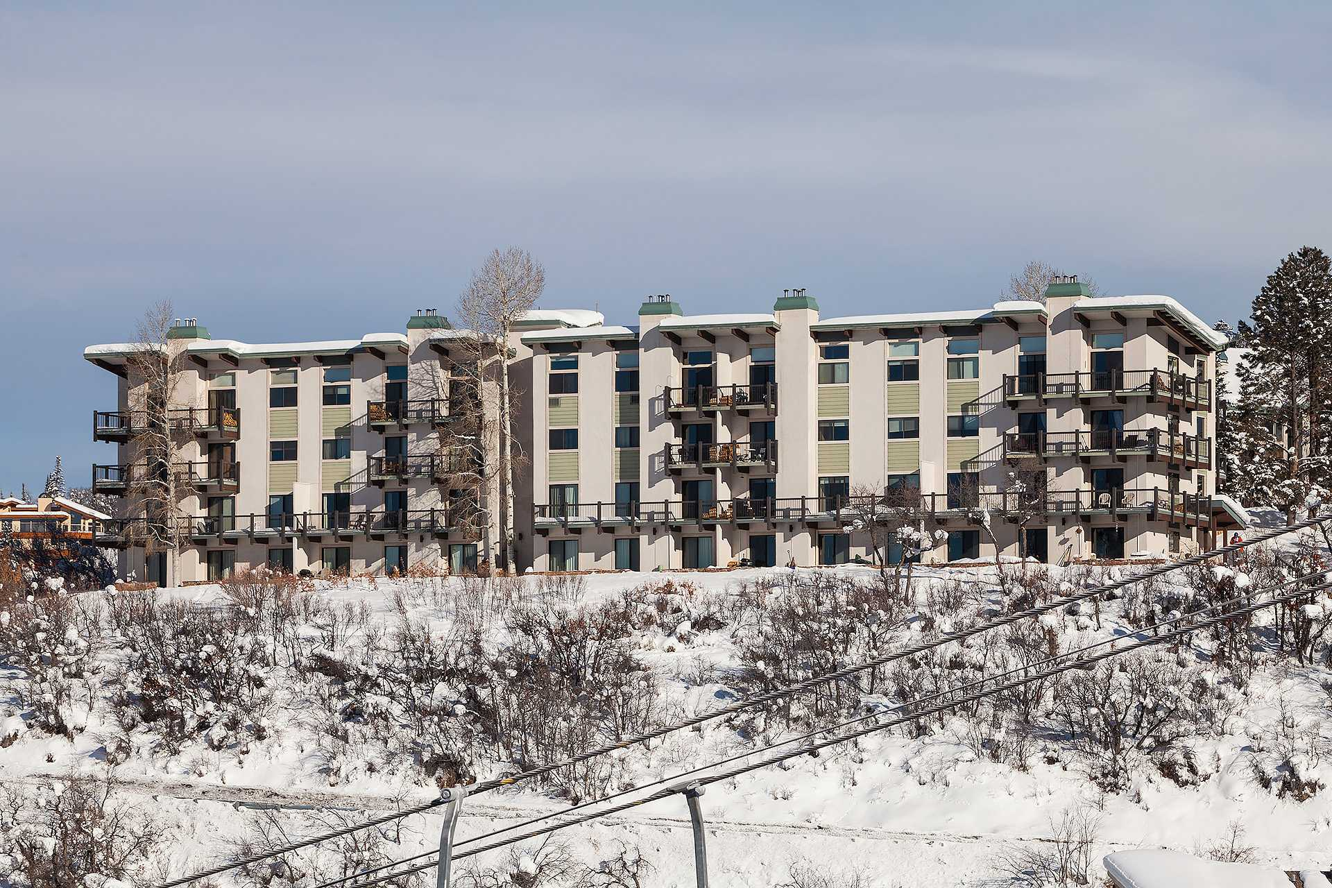CC313: Storm Meadows Club C Condominiums