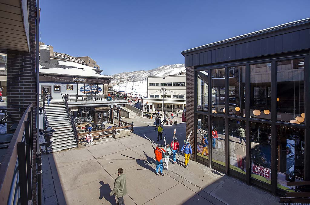Gondola Square Steamboat Springs Vacation Rental