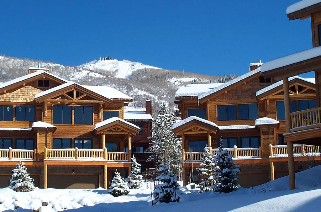 Mountaineer at steamboat steamboat springs vacation for Cabin rentals near steamboat springs