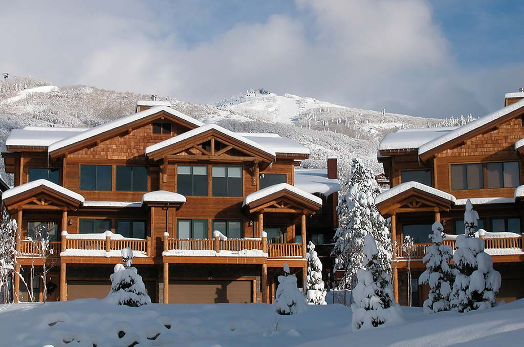 Mountaineer at steamboat steamboat springs vacation for Cabin rentals steamboat springs co