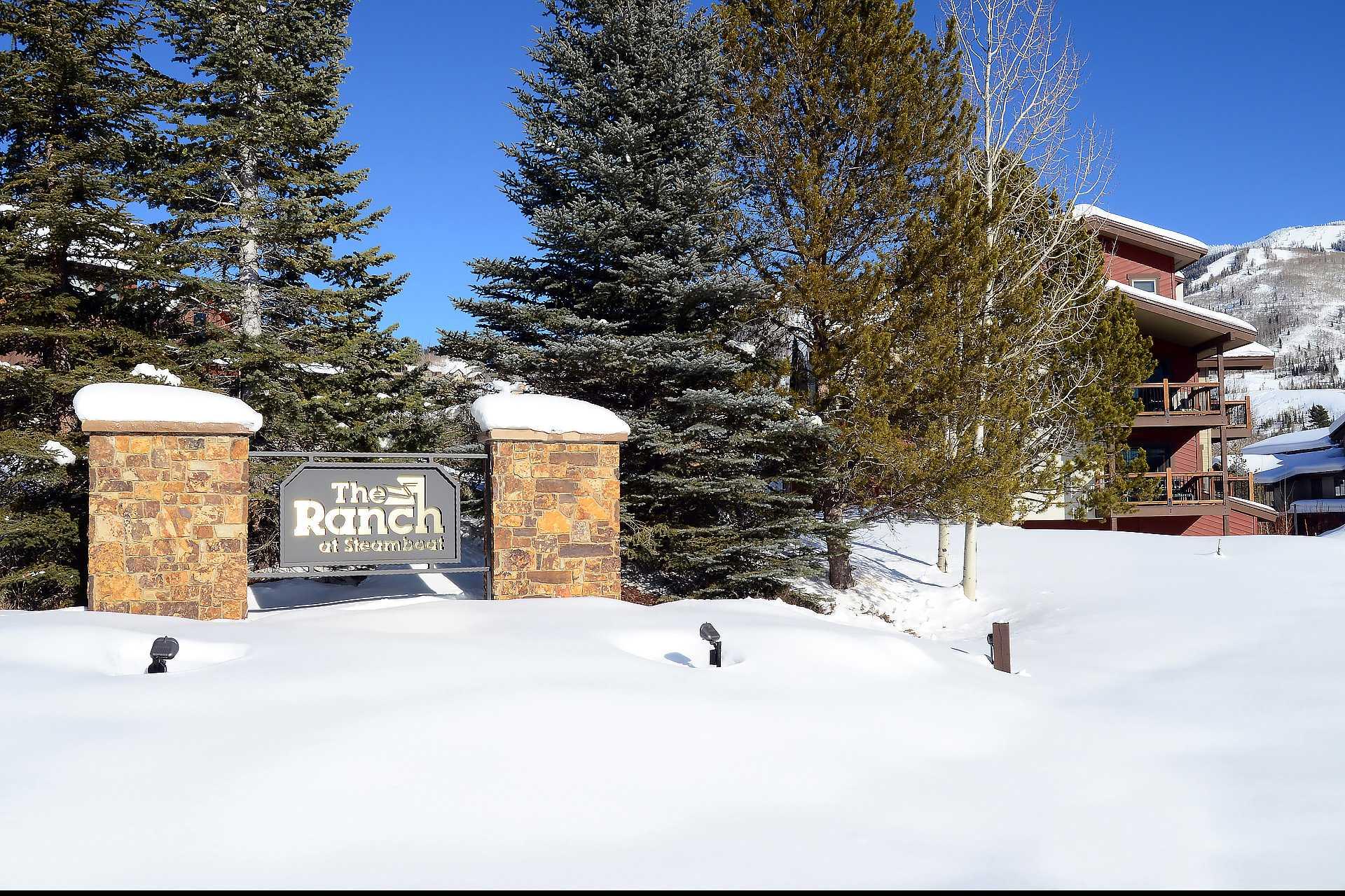 RA402: Ranch at Steamboat