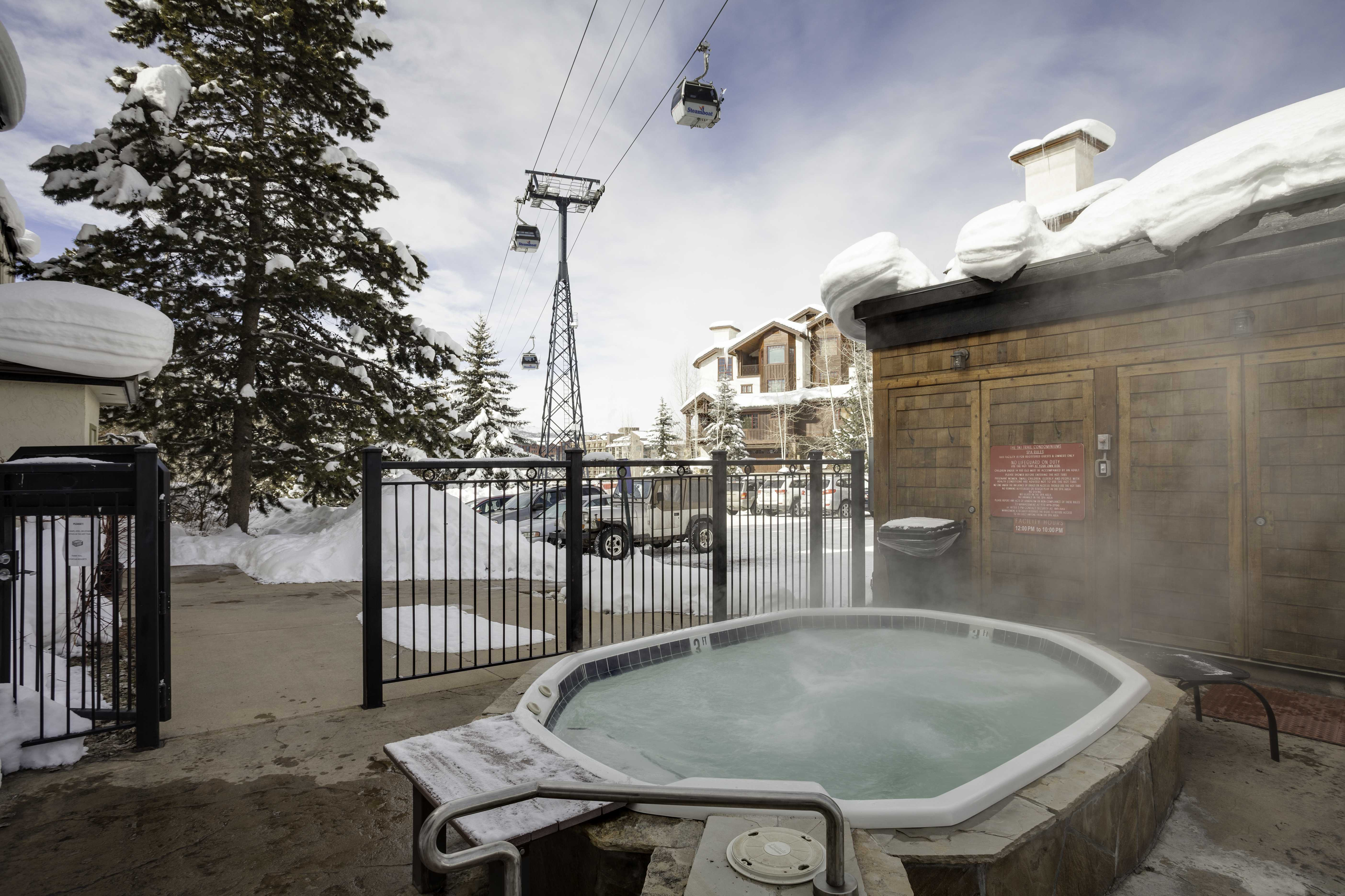 SK108: Ski Trail Condominiums