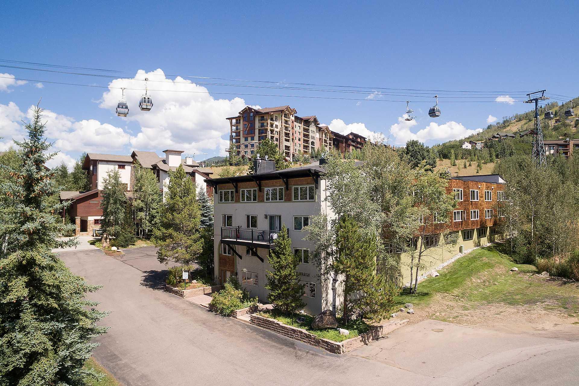 SK302: Ski Trail Condominiums