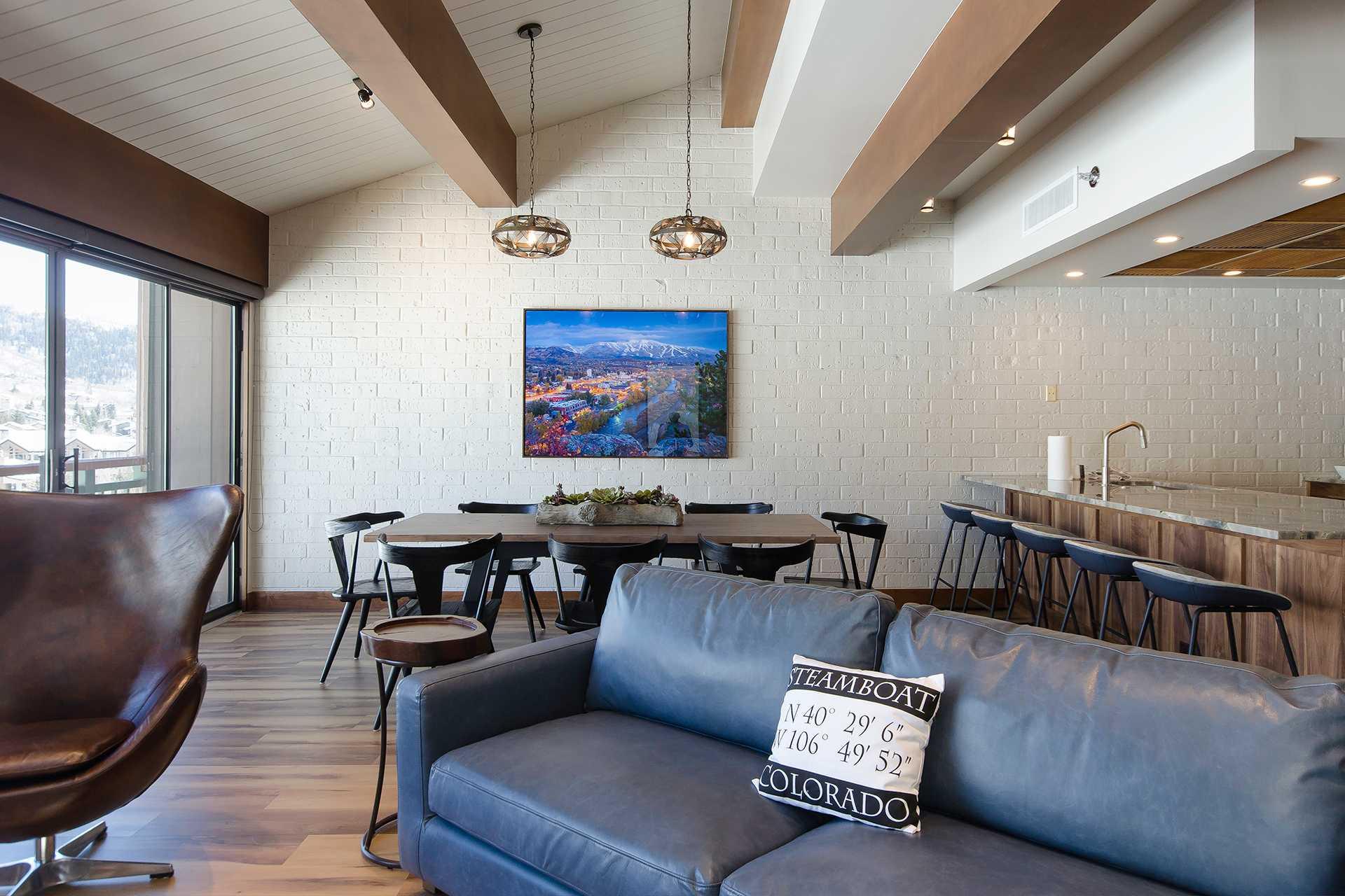 SV710: Steamboat Gondola Residences